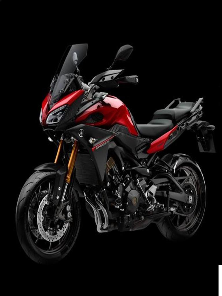 2015 Yamaha MT-09 Tracer - drugie oblicze przygody